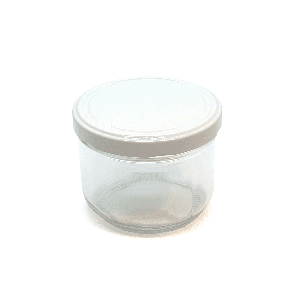 PF glass jar 450 ml x 10pcs